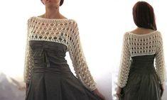 Exceptional Stitches Make a Crochet Hat Ideas. Extraordinary Stitches Make a Crochet Hat Ideas. Bolero Pattern, Crochet Shrug Pattern, Crochet Stitches, Crochet Patterns, Moda Fashion, Urban Fashion, Womens Fashion, Diy Crochet, Crochet Hats