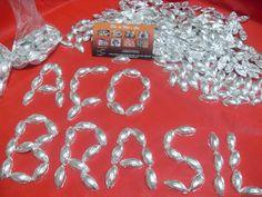 https://flic.kr/p/9T54vz | Chocolates personalizados eventos! | Bombons personalizado evento corporativo AÇO BRASIL 2011,Sucesso!!! www.paodemelecia.com.br