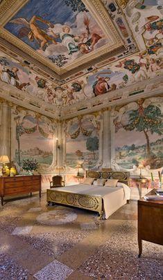 Villa Emo Capodilista, Selvazzano Dentro, Padova - Veneto, Italy by architect Dario Varotari