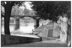Henri Cartier-Bresson, El Río Sena (Galería) | Oscar en Fotos
