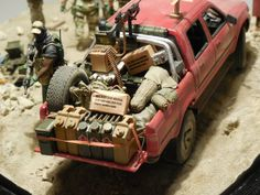 Dioramas and Vignettes: The last Stinger, photo #10
