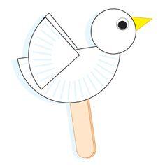 Dove / Peace Puppet