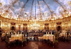 Turandot Restaurant, Moscow, Russia