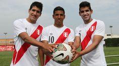 La Selección Peruana Sub 20 ya tiene canción oficial. El equipo de Víctor Rivera adoptó el tema 'Alienta Peruano' para acompañar su participación en el Sudamericano de la categoría que se disputa en Uruguay. Enero 15, 2015.