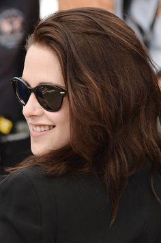 Twilight star Kristen Stewart spotted wearing Persol designer sunglasses