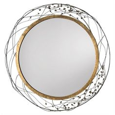 Mariposa Mirror from Arteriors (DK2063), $1,680.00