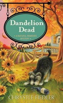 Dandelion Dead By Chrystle Fiedler