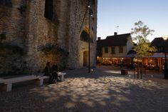 Stora Torget i Visby - ljuskultur