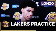 Lonzo Ball On Rust Since Ankle Sprain, Shoes & His Focus On Opening Night Feels 22 Sneakers...  Los Angeles Lakers No. 2 draft pick Lonzo Ball has been cleared for everything at practice and talks about shaking the rust off since being out with that ankle sprain. What shoes will he wear for...
