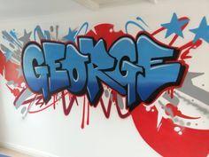 George graffiti - Google Search
