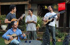 O  grupo de chorinho Siricotico se apresenta no dia 18 de agosto, no Museu Histórico Abílio Barreto, às 11h30.