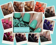 Nordic Collection by OPI for fall 2014