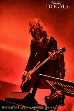 The GazettE 【STANDING TOUR 16 GRAND FINALE DOGMA -ANOTHER FATE-】