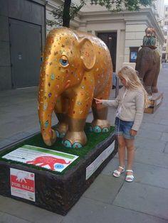 Elephant parade London