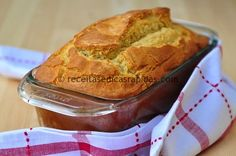 Delicioso (e fofinho) pão sem glúten e sem lactose de liquidificador - Receitas e Dicas Rápidas
