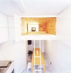 SMALL SPACE LIVING!!! 11m2