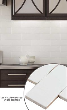 #tile #lowes #mosaics #glassmosaics #backsplash TR021WHIT2508 Available at Lowe's and Lowes.com