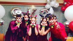 #고우리 #우리 #WooRi #조현영 #현영 #HyunYoung #레인보우 #Rainbow 161207 REALERICNAM Instagram UPDATE feat WooRi & HyunYoung