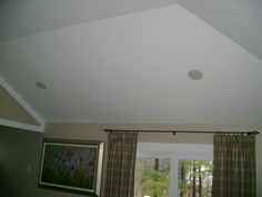 Home Theater Rear In Ceiling Speakers Ceiling Speakers, House Music, Home Theater, Lounge, Ceiling Lights, Ideas, Home Decor, Airport Lounge, Home Theaters