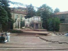 Colorado Sahkepeare Festival - Entering the outdoor theater