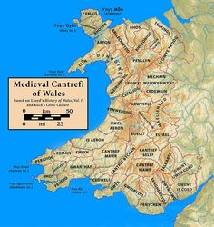 Cantrefi.Medieval.Wales - Llŷn Peninsula - Wikipedia