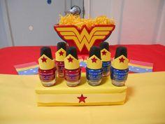 Wonder Woman Birthday Party Ideas | Photo 5 of 9
