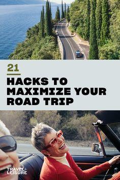 A bumper-to-bumper guide to a smarter #summer adventure. #beachhacks #travel #summerbucketlist #roadtrip #packinglist #packingtips #packinghacks
