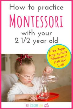 Learn how to practice Montessori with your 2 year old Montessori Toddler. Montessori for toddlers in your Montessori home. Incorporate Montessori for beginners. Montessori Playroom, Montessori Homeschool, Montessori Toddler, Preschool Curriculum, Montessori Materials, Montessori Activities, Toddler Preschool, Montessori Kindergarten, Homeschooling