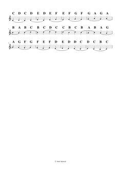 Hindustani Music Exercises Pattern 13