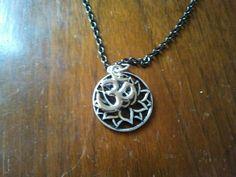 Om Mani Padme Hum - Custom Handmade Jewelry Necklace
