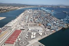 MarPort Activities : Puerto de Algeciras