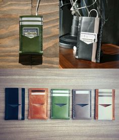 These are mad stylish- IPHONE 5 WALLETS