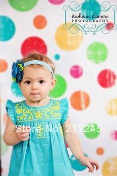 Cakesmash,photography vinyl backdrop 5ftx6ft children rainbow theme