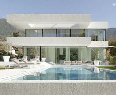 Trenta mega-ville in Italia: l'architettura entra in casa