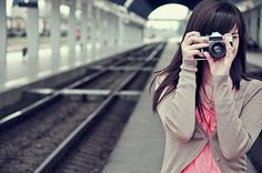 GIRLS WITH CAMERAS