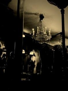 One of my favorite bars in Paris - Hotel Costes
