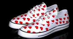 Custom Canvas, France, Sneakers, Check, Shoes, Fashion, Trainers, Moda, Shoes Outlet