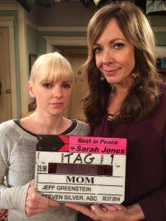 Mom CBS - Allison Janney and Anna Faris