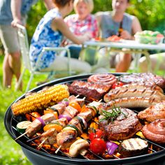 The next time you plan an outdoor cookout, try these ten simple, but essential grilling tips.