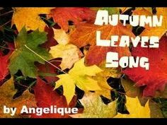 'What happens at AUTUMN' - song for young children @buzzmyvideos