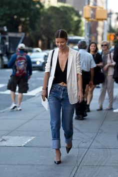 All the New York Fashion Week Street Style You Have to See