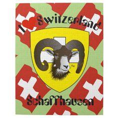 Schaffhausen Schweiz Suisse Svizzera Puzzles