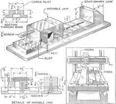 Free Metalworking Project Plans Toolmaker S Screwless