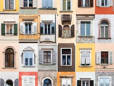 So far, most of the windows in his collection are Portuguese or Italian, but he has plans to document more in Bucharest, where his photos are being exhibited later this year, as well as Barcelona and London.