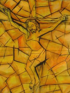 INDIAN CHRISTIAN ART by Brojoe Joseph