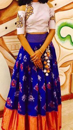 New Dress Design Indian, Long Dress Design, Baby Dress Design, Kids Blouse Designs, Designs For Dresses, Half Saree Designs, Saree Blouse Designs, Indian Fashion Dresses, Indian Designer Outfits