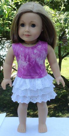 American Girl Doll Clothes Cute skirt!!