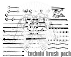 50+ Illustrator Brushes for Download