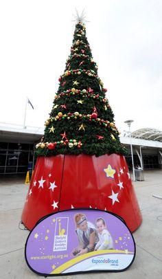 Árvore de Natal em Sydney