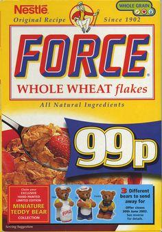 Force UK ©2000 Société des Produits Nestlé S.A.